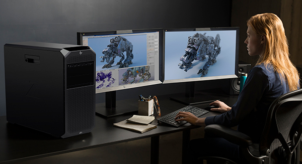 HP Launches New Workstation Technology - Digital Engineering 24/7