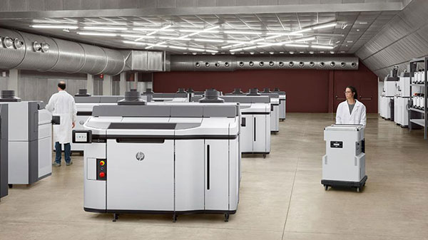 HP Launches New 3D Printing Solution, Manufacturing Alliances and