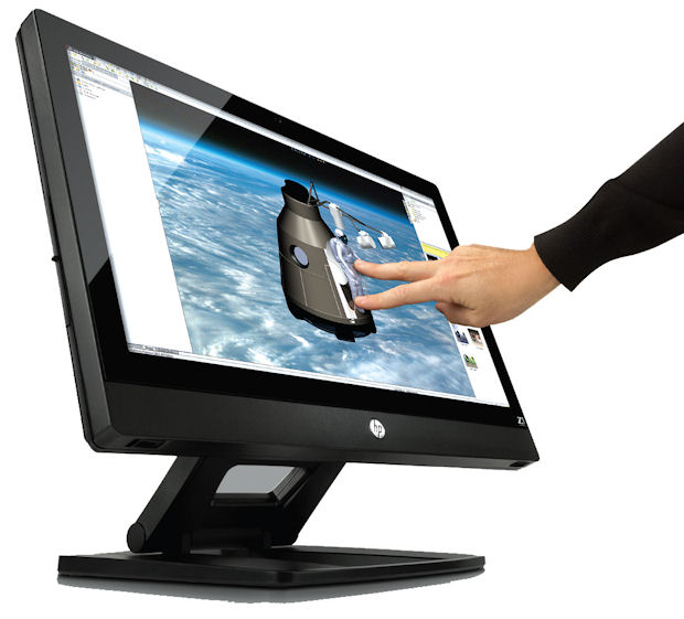 HP Z1 G2 All-in-One Workstation Review - Digital Engineering 24/7