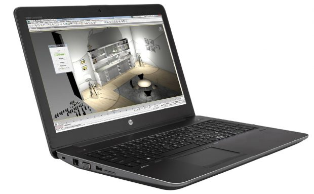 HP ZBook 15 G4 Mobile Workstation Review - Digital