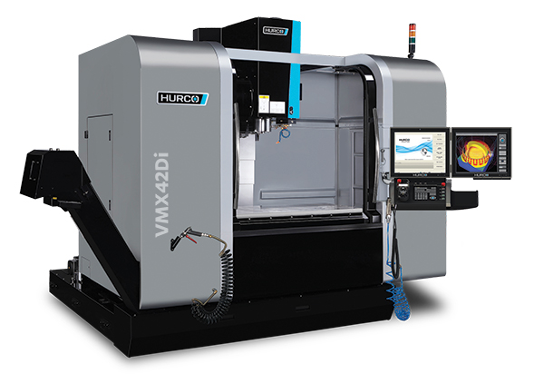 Hurco Introduces the VMXDi Series of CNC Machines - Digital