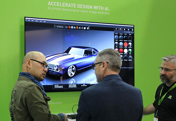 NVIDIA RTX Could Change Use of Raytraced Rendering - Digital
