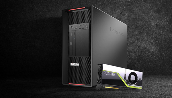 Lenovo Launches the Lenovo ThinkStation P920 and P720