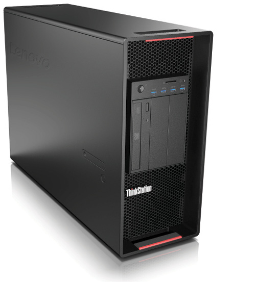 Big & Powerful: Lenovo ThinkStation P910 Signature Edition