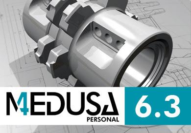 MEDUSA4 Personal Version 6 3 CAD Software - Digital Engineering 24/7