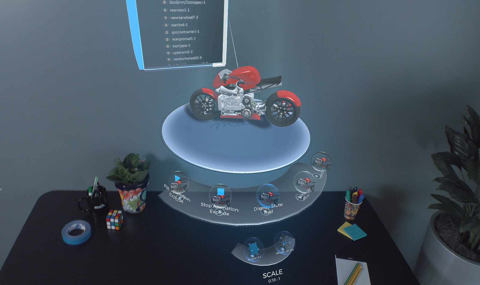 SOLIDWORKS and Meta Customers Can View Their 3D CAD Models in