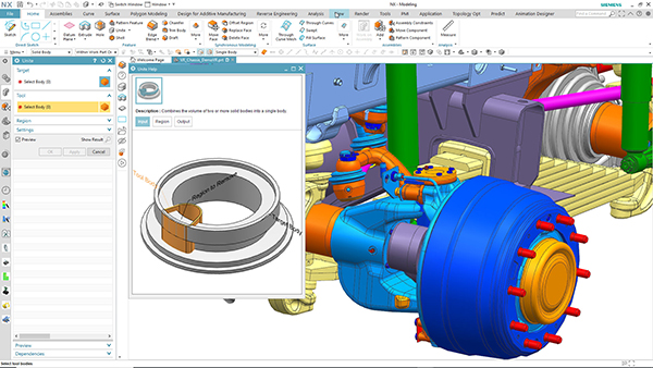 Siemens Updates NX Software with Artificial Intelligence and