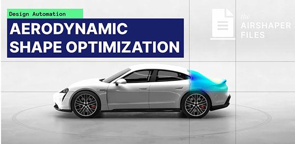 AirShaper Launches Aerodynamic Shape Optimization Software - Digital Engineering