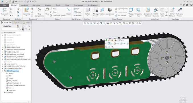 PTC Creo 5 0: New and Improved - Digital Engineering 24/7