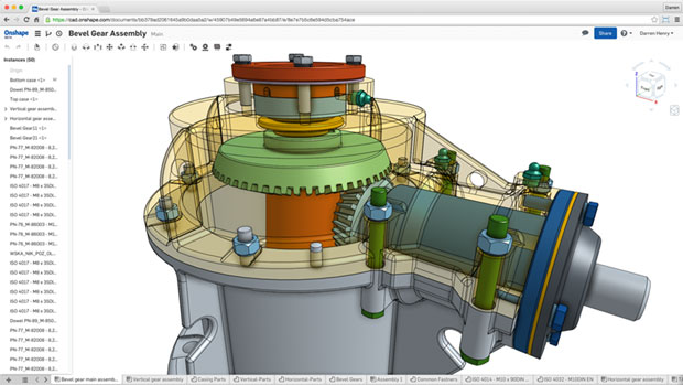 Editor's Pick: Cloud-Native 3D CAD Adds 2D Drawings