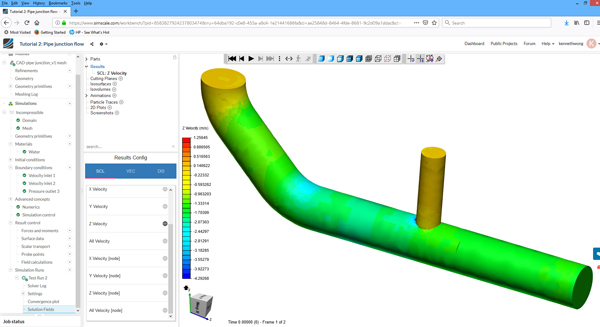 A Quick Look at SimScale's SaaS Simulation - Digital Engineering