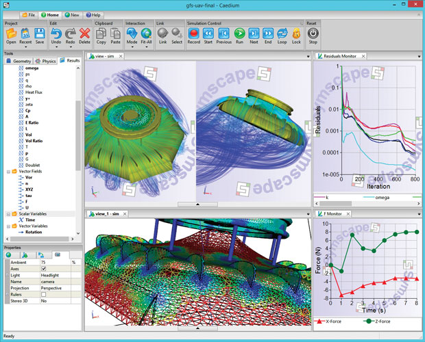 Expanding the Search for CFD Solutions - Digital Engineering
