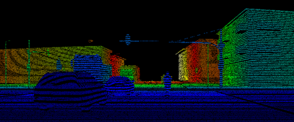 MSC Software's Adams-ready VTD allows automotive manufacturers to accurately test vehicle models on realistic road environments. Image Courtesy of MSC Software