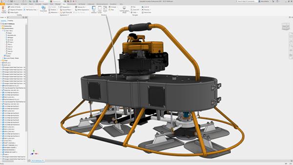Autodesk Reveals What's New in Inventor 2020 - Digital Engineering 24/7