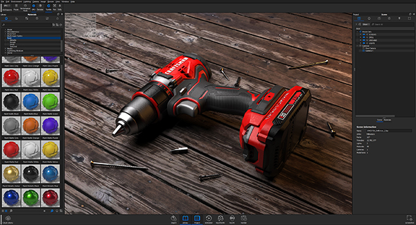 Luxion Unveils KeyShot Support for NVIDIA RTX with OptiX