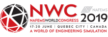 NAFEMS World Congress 2019 logo
