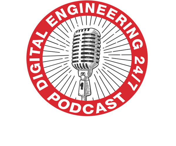 Serial Podcastlogo: Podcast: Digital Engineering News Roundup For Oct. 12
