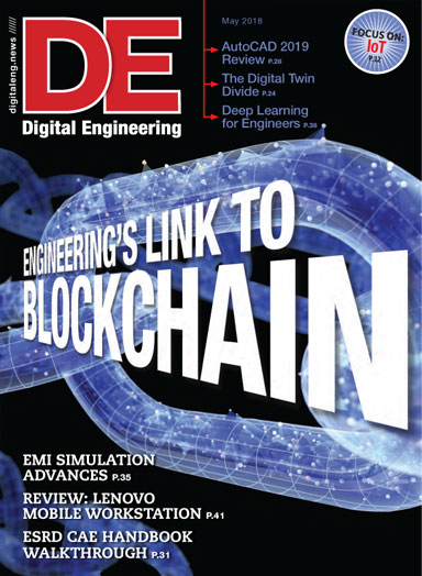Digital Engineering May 2018 - Digital Engineering Download