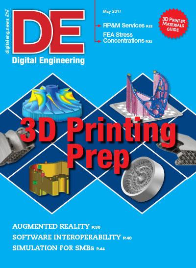 Digital Engineering, May 2017 - Digital Engineering 24/7 Download