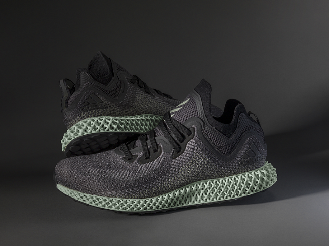 Universidad traje Falsificación  Adidas Launches Printed Shoes - Digital Engineering 24/7