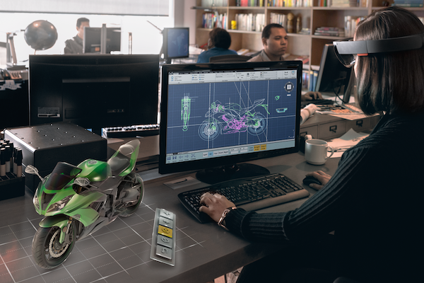 Microsoft's HoloLens Could be the Future of 3D Design