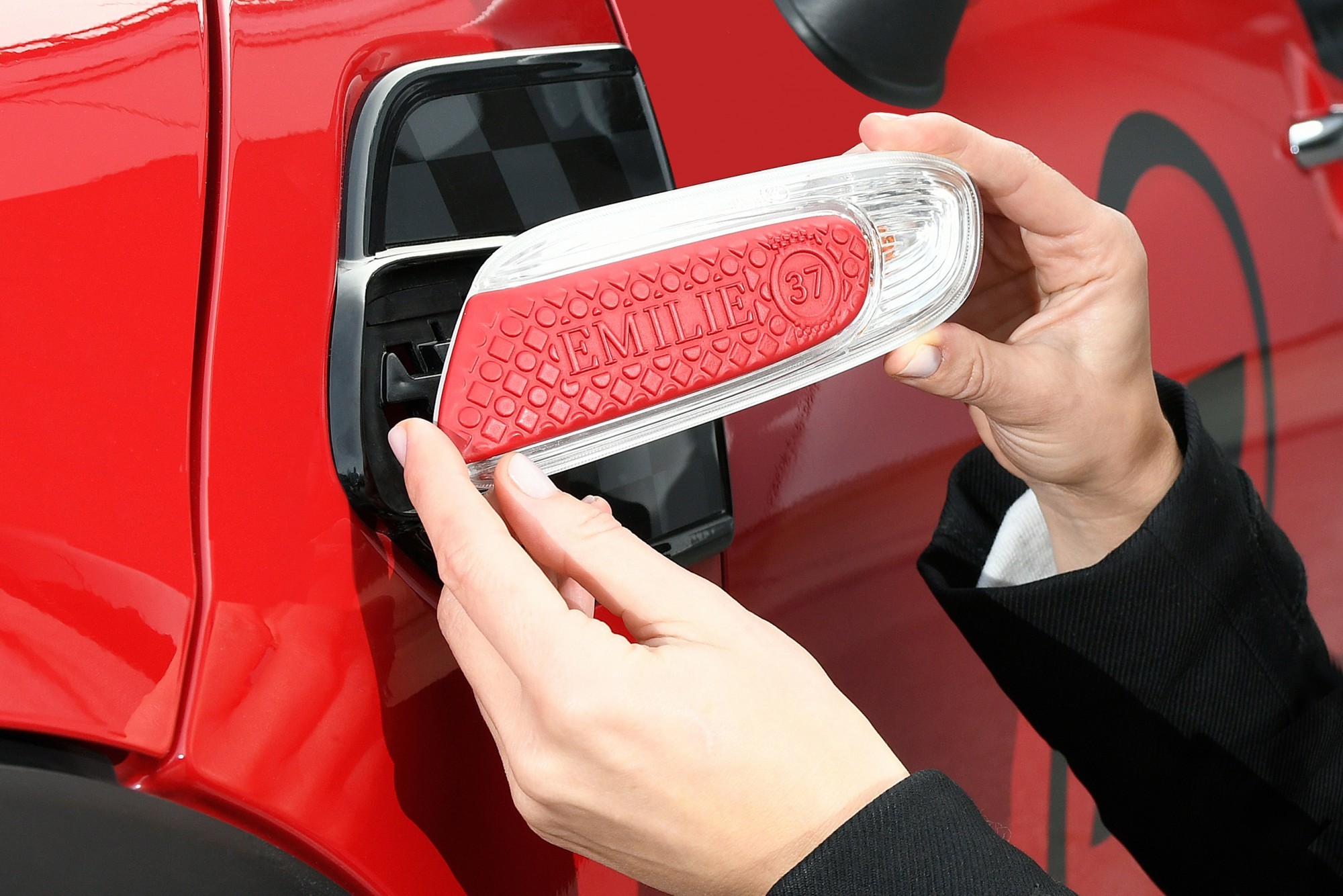 MINI Drivers Can Print Custom Parts - Digital Engineering 24/7