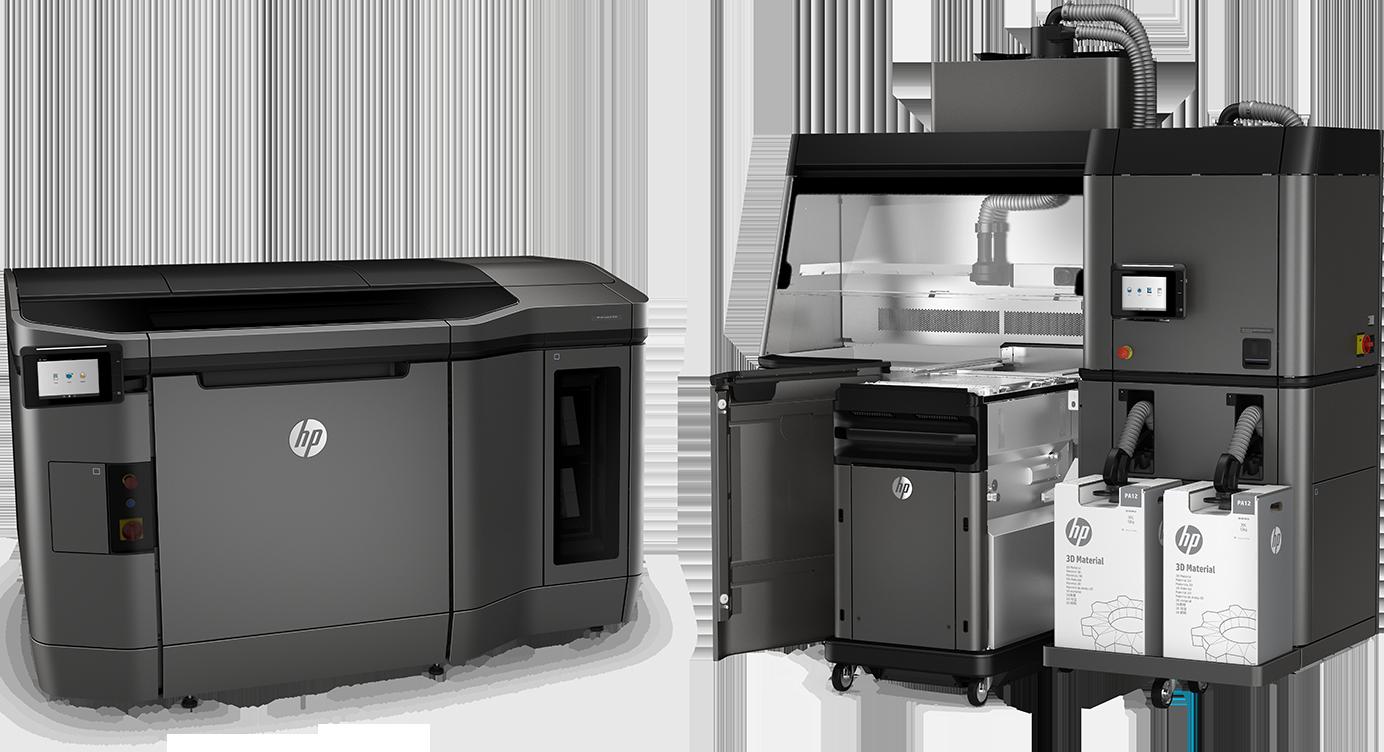 HP 3D Prints Printer Parts - Digital Engineering 24/7