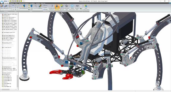 Alibre Returns as Independent CAD Vendor - Digital